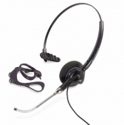 Plantronics H141 DuoSet Convertible Corded Headset