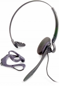 Plantronics H141N Duo Set Convertible Corded Headset