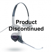 Plantronics H171N DuoPro Convertible Noise-Cancelling Headset