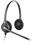 Plantronics HW261N SupraPlus Binaural Noise Cancelling Corded He