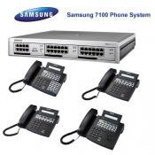 Samsung 7100 BRI Telephone System Pack